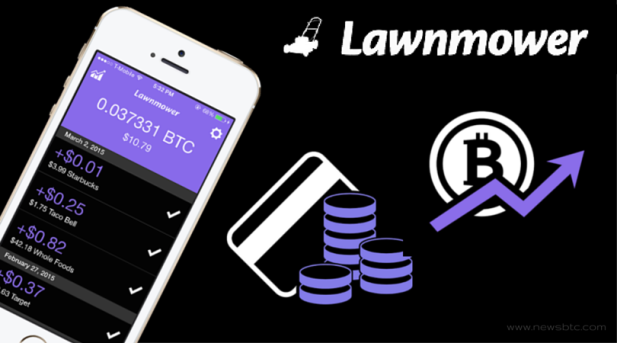 Investing Spare Change with Lawnmower