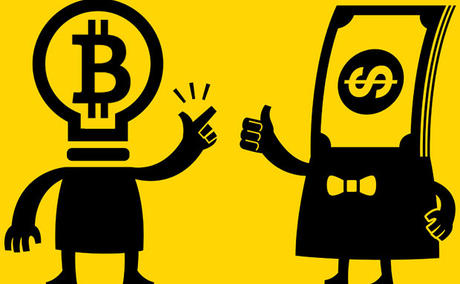 Western Union vs. Bitcoin